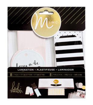Heidi Swapp Minc Lamination Tags Assorted Sizes 16/Pkg-Color