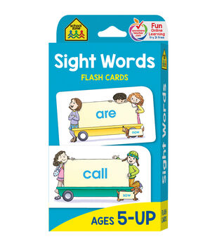 Flash Cards-Beginning Sight Words 110/Pkg