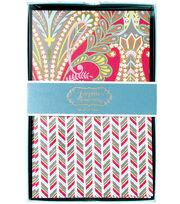 Josephine Kimberling Caravan Dreams 24 Count Note Cards, , hi-res