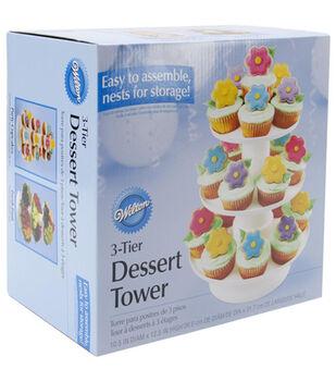 Wilton® 3-Tier Stacked Dessert Tower