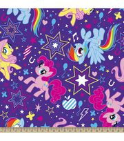 My Little Pony Cutie Fleece Fabric, , hi-res