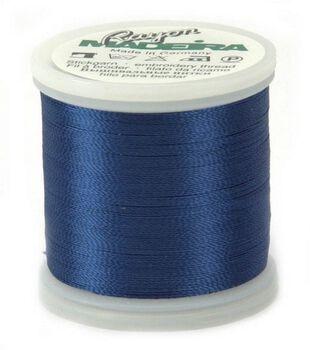 Madeira Rayon Thread Refills Blue/Navy/Sapphire