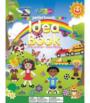 Perler Beads Idea Book-