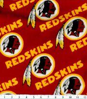 Washington Redskins NFL Fleece Fabricby Fabric Traditions, , hi-res