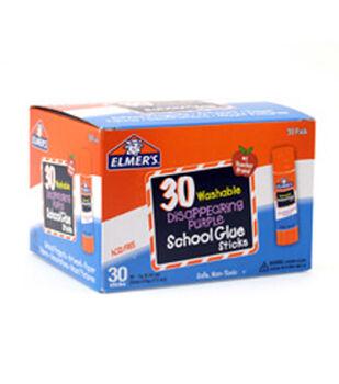 Elmers Purple School Glue Stick