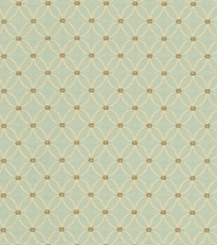 HGTV Home Upholstery Fabric-On The Web Glacier