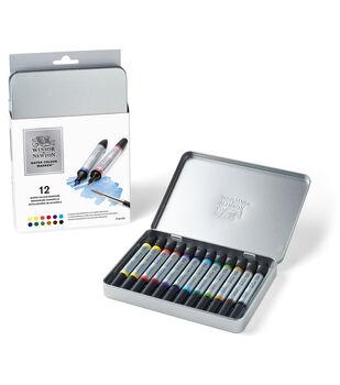 Winsor & Newton Watercolor Marker Set 12 pcs