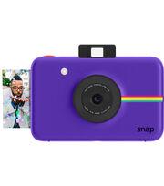 Polaroid Snap Instant Print Camera-Purple, , hi-res