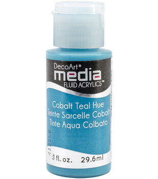 DecoArt Media Fluid Acrylic Paint 1oz Series 5