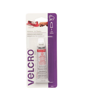 VELCRO® Brand  Glue On Adhesive 1 oz.