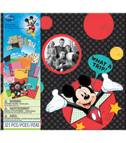 "Disney Vacation Scrapbook Kit 12""X12""-, , hi-res"