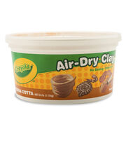 Crayola Air-Dry Clay 2.5lb-Terra-Cotta, , hi-res
