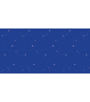 "Fadeless Design Rolls 48""x12' Night Sky"