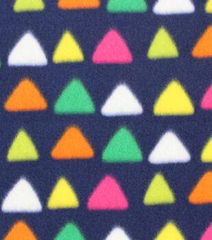 Blizzard Fleece Fabric-Katies Triangle