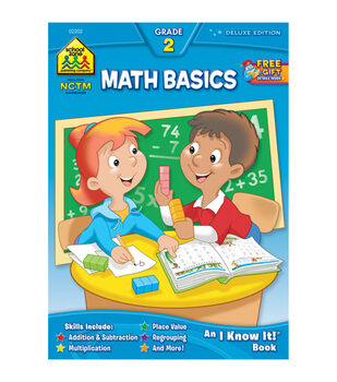 Workbooks-Math Basics 2