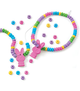 Wilton® Candy Necklace Kit Makes 6-Bunny