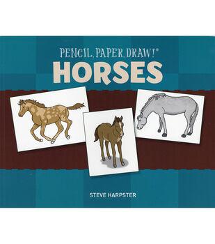 Pencil, Paper, Draw! Horses