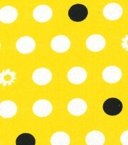 Keepsake Calico™ Cotton Fabric-Miss Daisy Dot, , hi-res