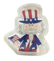 Sea To Shining Sea LED Gel Cling-Uncle Sam, , hi-res