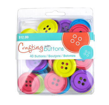 Blumenthal Brights Clamshell Big Button