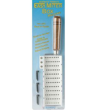 Easy Miter Box-Deluxe