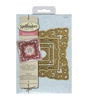 Spellbinders Nestabilities Labels 42 Decorative Accents Dies, , hi-res