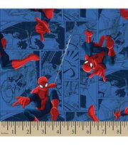 Marvel's Spider-Man Print Fabric, , hi-res