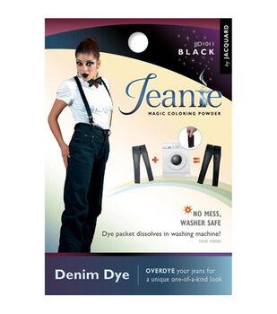 Jacquard Jeanie Denim Dye