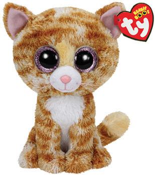 TY Beanie Boo Tabitha Tabby Cat