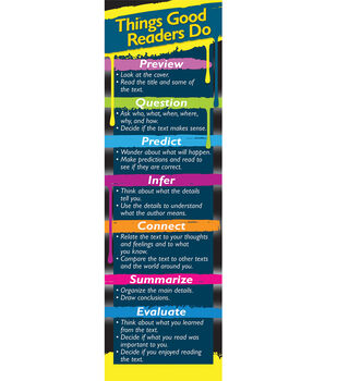 Things Good Readers Do Bookmarks 30ct
