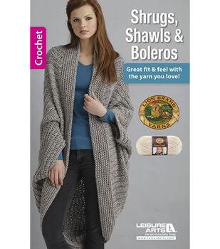 Shrugs, Shawls And Boleros Crochet Book