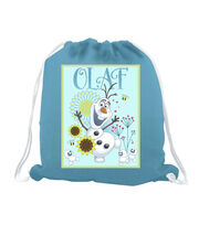 Giftable No Sew Throw-Disney® Frozen Olaf Sunflower, , hi-res