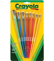 Crayola Paintbrush Set-8PK, , hi-res