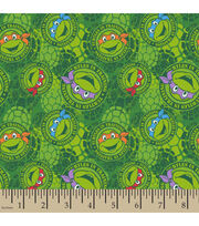Teenage Mutant Ninja Turtles Turtles In Training Poly Spandex Fabric, , hi-res