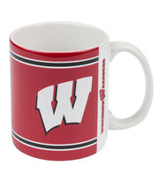 University of Wisconsin NCAA Coffee Mug, , hi-res