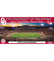 University of Oklahoma  NCAA Master Pieces  Panoramic Puzzle, , hi-res