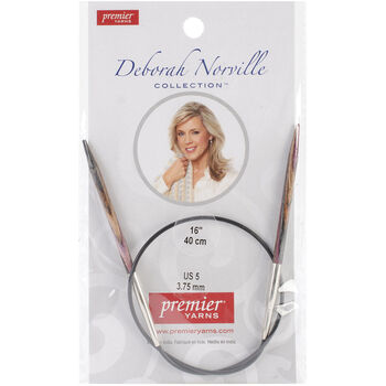 Deborah Norville Fixed Circular Needles Size 5