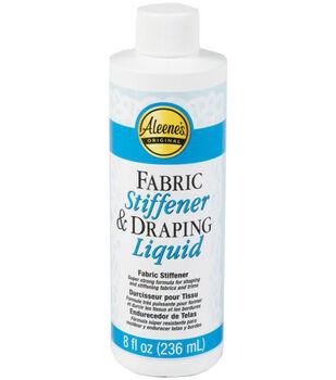 Aleene's Fabric Stiffener & Draping Liquid-8 oz.