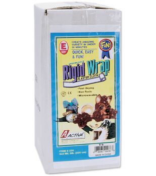 Activa Rigid Wrap Plaster Cloth-5 lb.