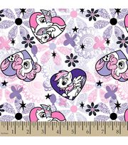 My Little Pony Lace Cotton Fabric, , hi-res