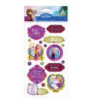 Disney's Frozen Stickers-Anna & Elsa, , hi-res