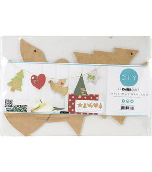 Kaisercraft Beyond The Page MDF Christmas Garland Cut-outs