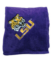Louisiana State University Tigers NCAA  Throw, , hi-res