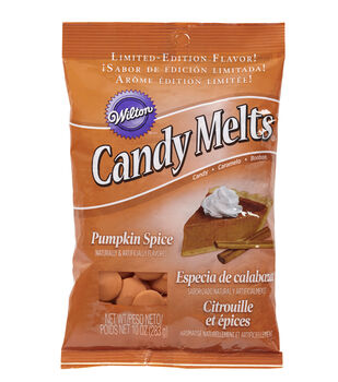 Wilton® Candy Melts 10oz- Pumpkin Spice