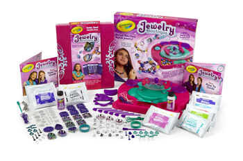 Crayola Jewelry Boutique Bonus Mega Pack