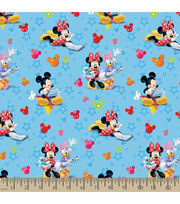 Disney® Mickey and Friends Playtime Cotton Fabric, , hi-res