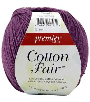 Premier Cotton Fair Solid Yarn
