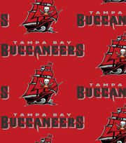 Tampa Bay Buccaneers NFL Cotton Fabric by Fabric Traditions, , hi-res