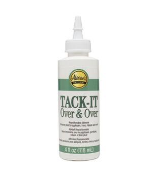 Aleene's Tack-It Over & Over Glue