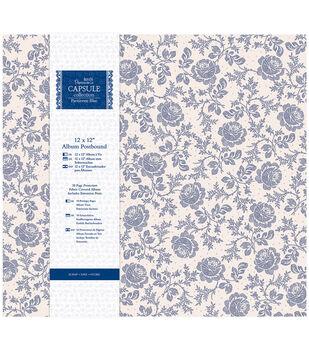 Papermania Capsule Postbound Album 12''x12''